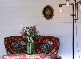 Runway Inspired Florals Are A Big Interior Design Trend