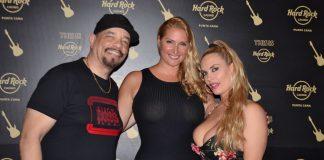 Linda Grandia-IceT-Coco-Hard-Rock-Punta-Cana