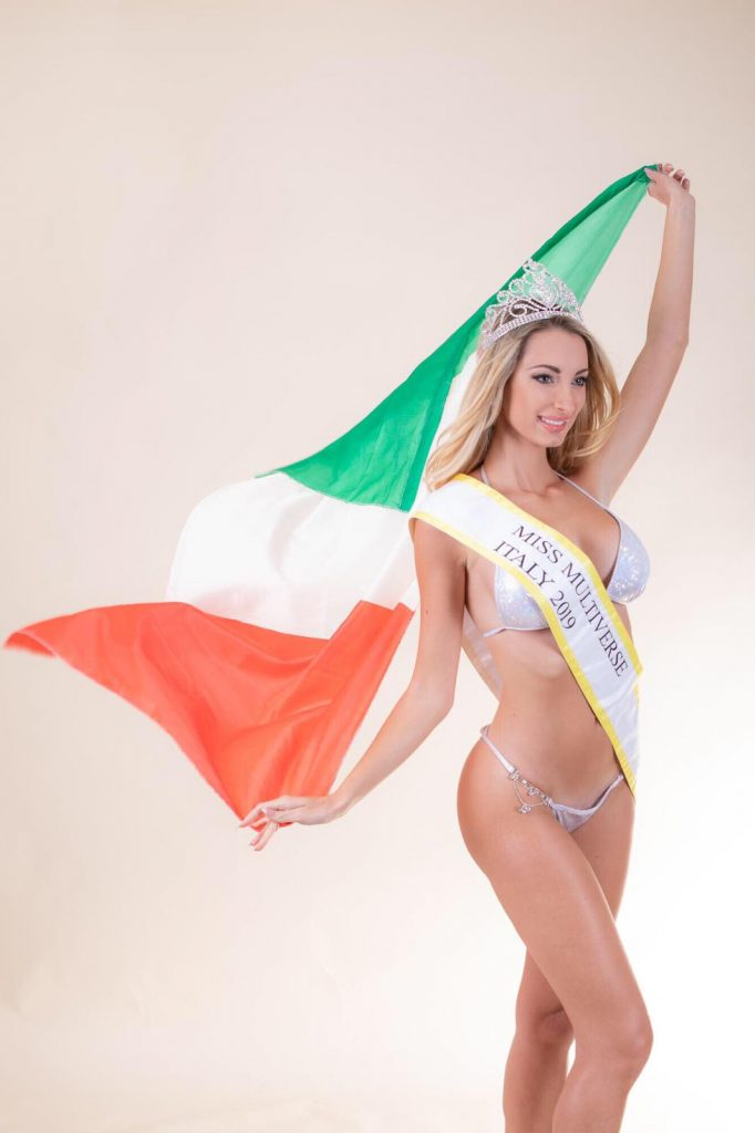 Alice Veglio Miss Multiverse Italy 2019 b - We all know Beauty Queens are GORGEOUS... Is there however more behind their stunning beauty?