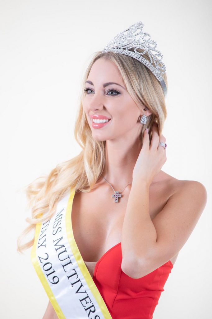 Alice Veglio Miss Multiverse Italy 2019 - We all know Beauty Queens are GORGEOUS... Is there however more behind their stunning beauty?