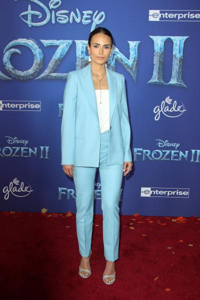 jordana brewster frozen ii 2019 400x600 - Selena Gomez arrives at Disney's 'Frozen II' World Premiere