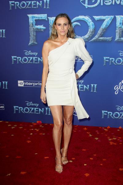 keltie knight frozen ii 2019 400x600 - Selena Gomez arrives at Disney's 'Frozen II' World Premiere