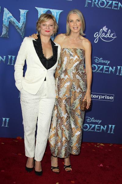 martha plimpton ever carradine frozen ii 2019 400x600 - Selena Gomez arrives at Disney's 'Frozen II' World Premiere
