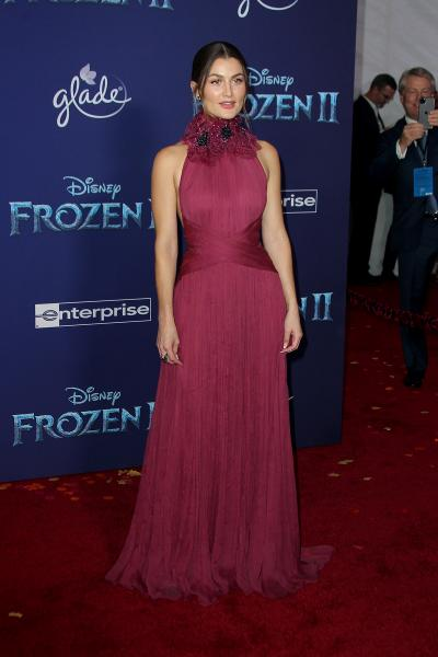 rachel matthews frozen ii 2019 400x600 - Selena Gomez arrives at Disney's 'Frozen II' World Premiere